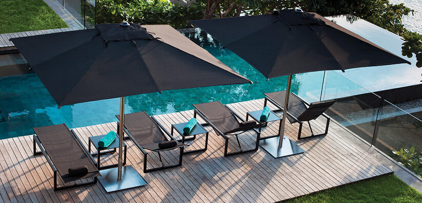 Royal Botania - Chairs, Tables, Lighting, Accessory, Sidetables, Hammock, Benches, Loungers, Screens & Umbrella