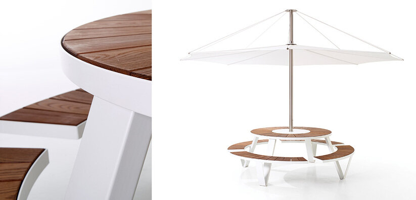 Extremis - Tables, Picknick, Chairs, Sofas, Benches, Accessory, Screens & Umbrella