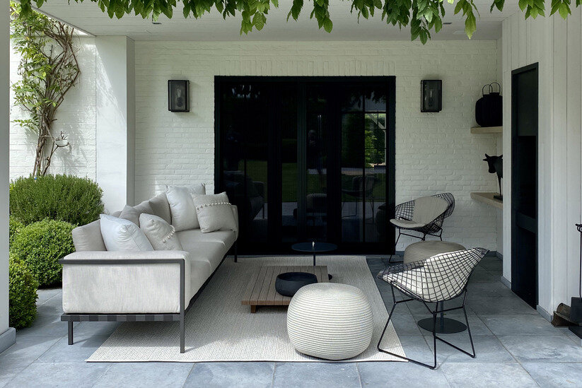 Tribu Natal Alu Knoll Manutti Paola Lenti Carmetum outdoor Projects