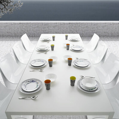 MDF Italia - Chairs, Tables, Sidetables, Loungers
